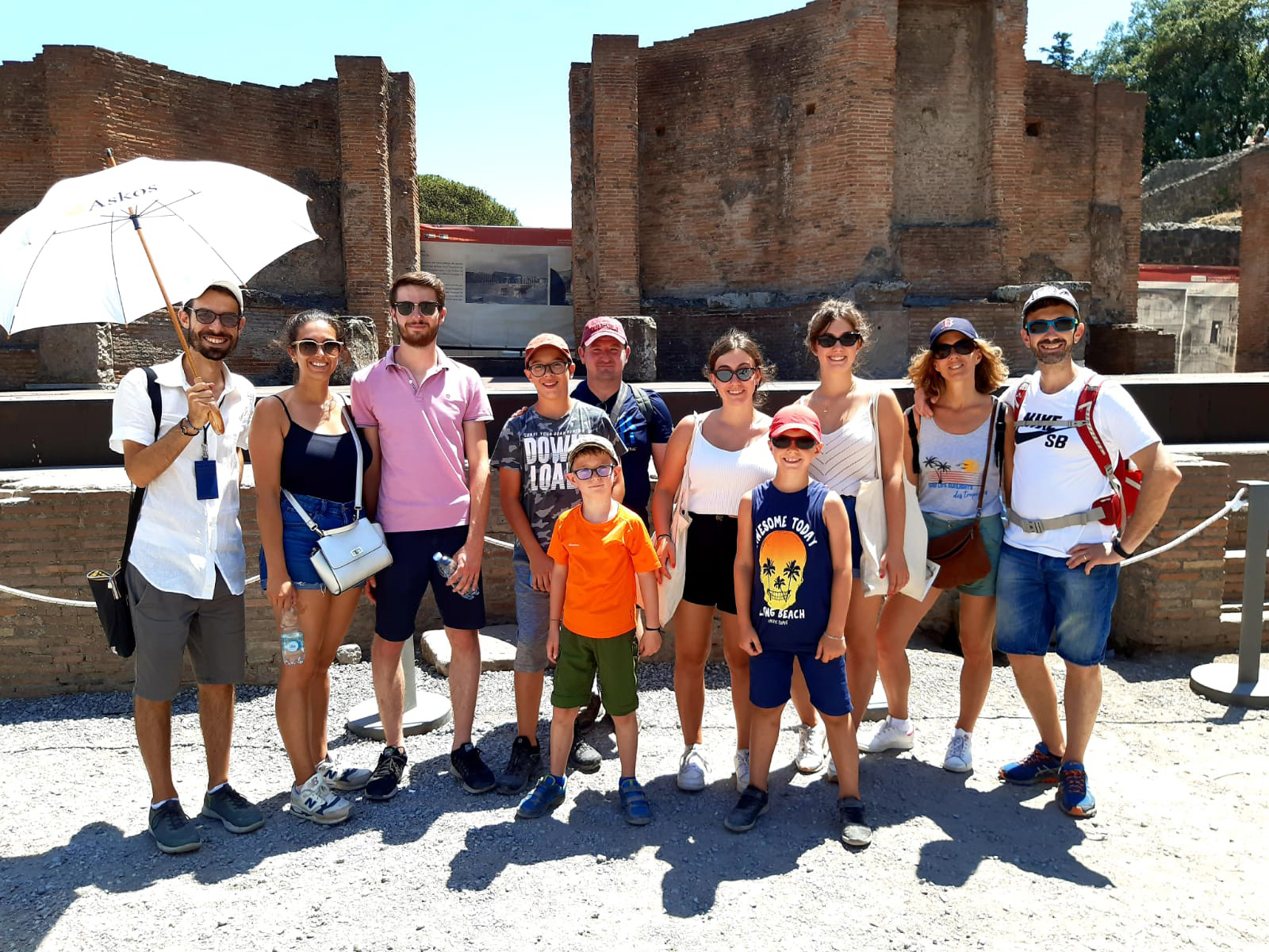All in one day! Herculaneum and Pompeii tours with your very own personal expert guide
