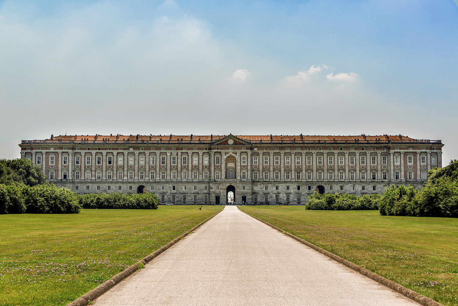 How the Kings lived: a tour of the Royal Palace of Caserta