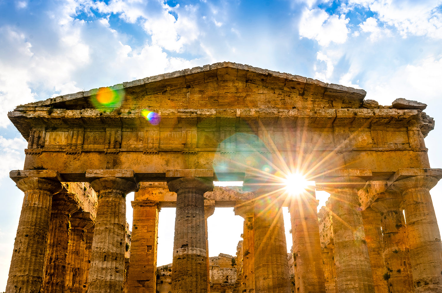 Step into the past with a guided tour of Paestum